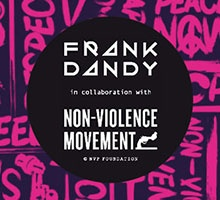 Frank Dandy for Non-Violence Movement