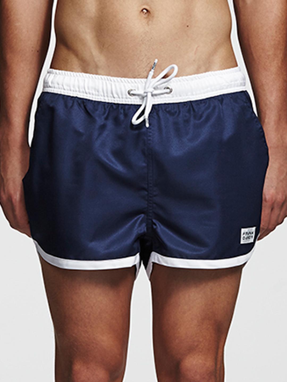 St Paul Swimshorts - Dark Navy Blue
