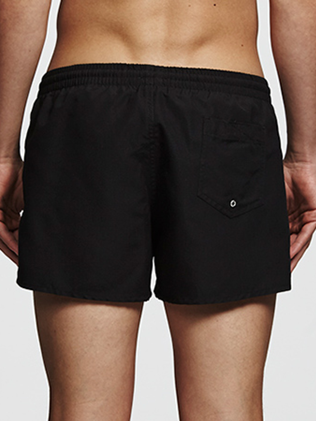 Breeze Swim Shorts - Jet Black