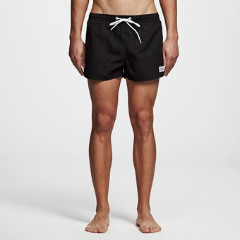Breeze Swim Shorts - Svart