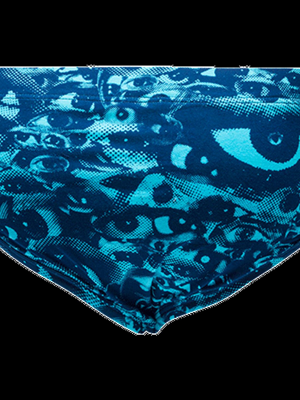 Evil Eye Brief - Blue
