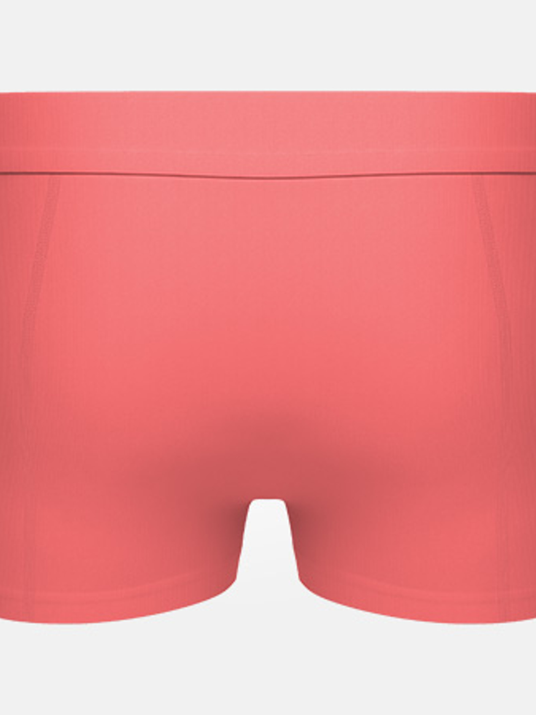 Bamboo Trunk - Hot Coral Pink