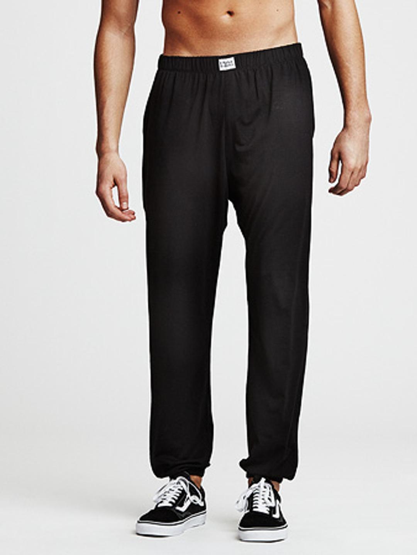 Bamboo Lounge Pants - Svart