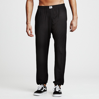 Bamboo Lounge Pants - Svart