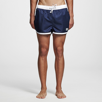 St Paul Swimshorts - Dark Navy Blue