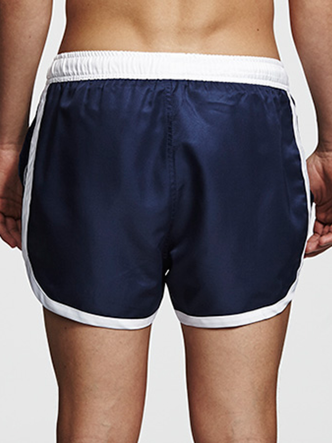 St Paul Swimshorts - Marinblå
