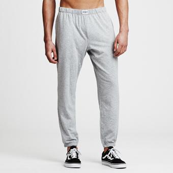 Bamboo Lounge Pants - Grey Melange