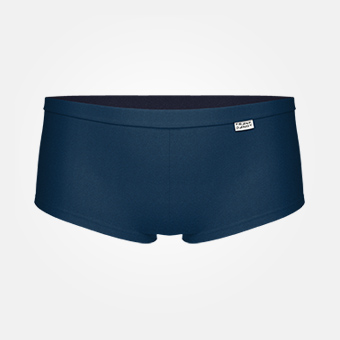 Women's Bamboo Boxer - Dark Navy Blue