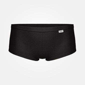 Women's Bamboo Boxer - Black