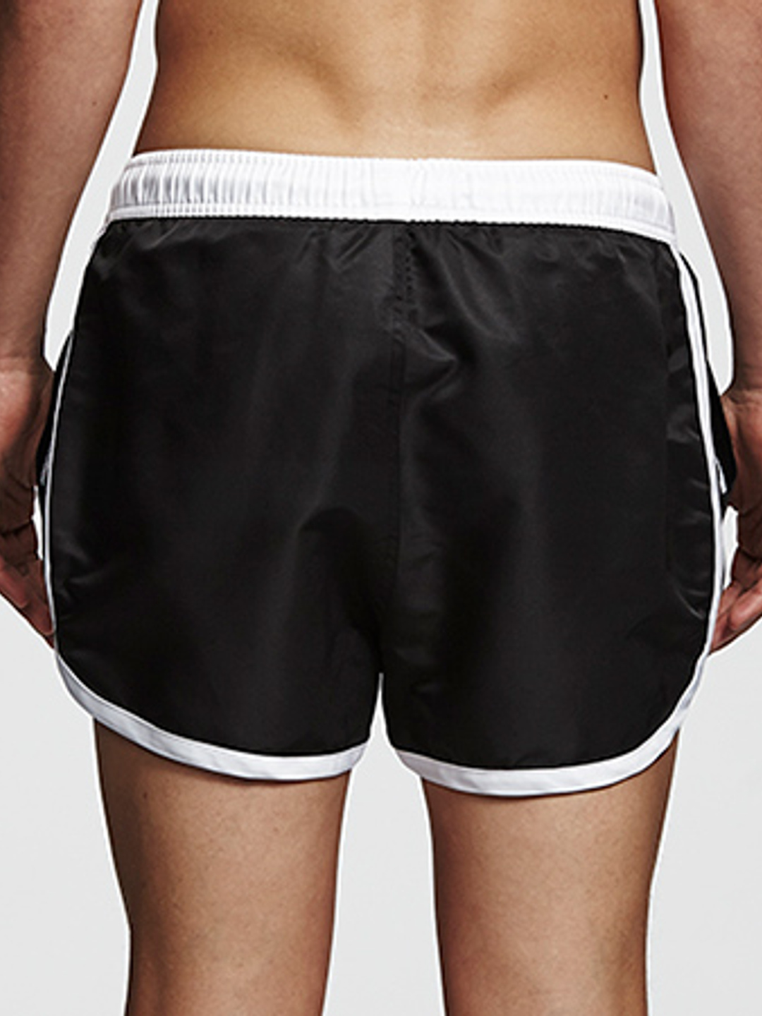 St Paul Swimshorts - Black