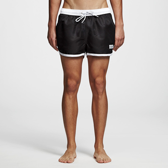 St Paul Swimshorts - Svart