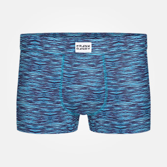 Bamboo Trunk - Space Blue Black