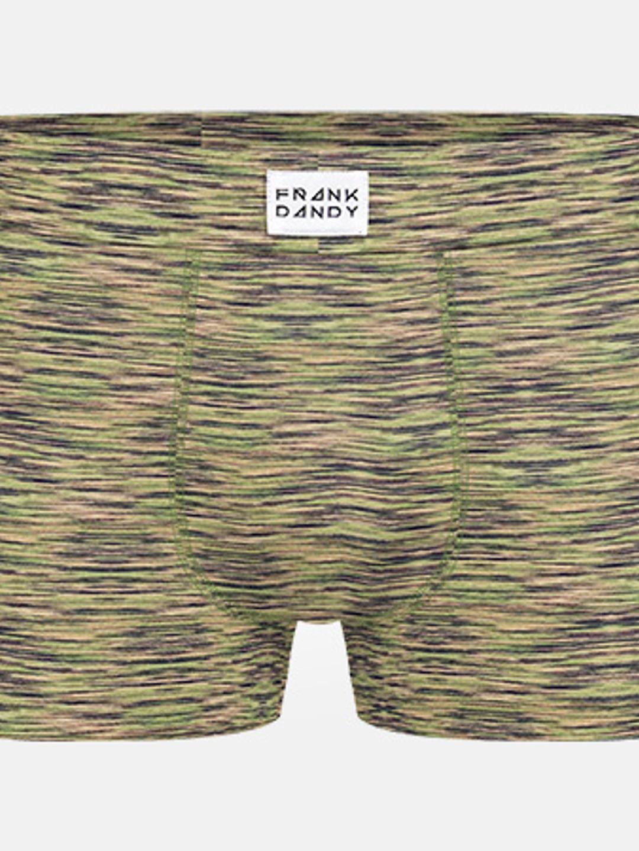 Bamboo Trunk - Grönmelerad