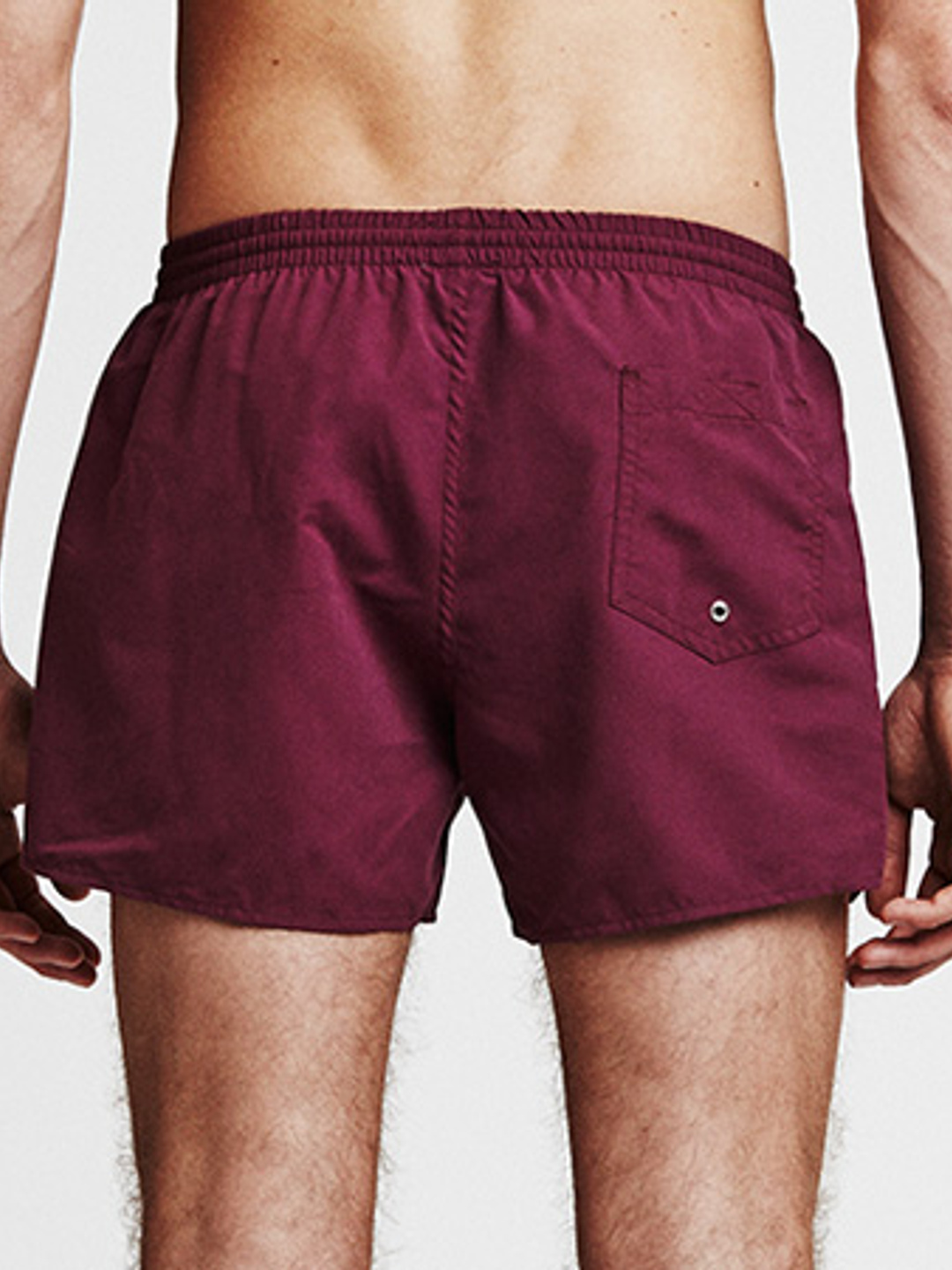 Breeze Swimshorts - Red Wine