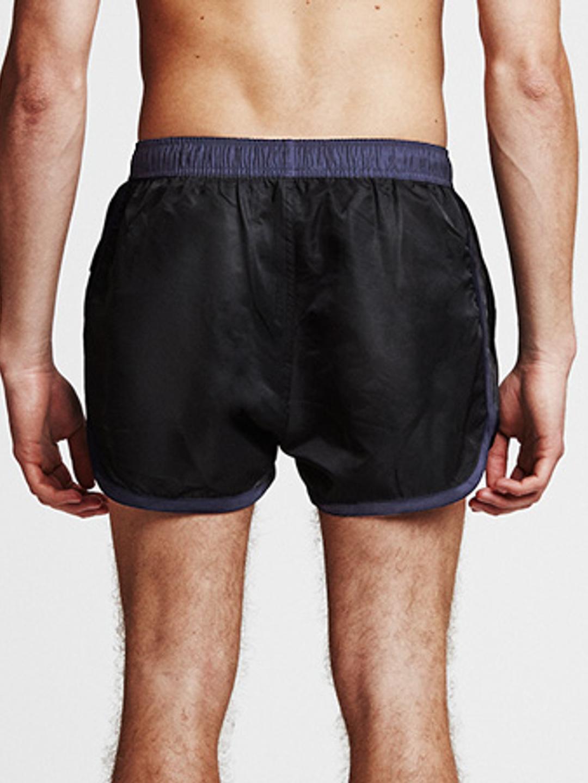 St Paul Swimshorts - Black/Dark Navy
