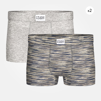 2-Pack Bamboo Trunk