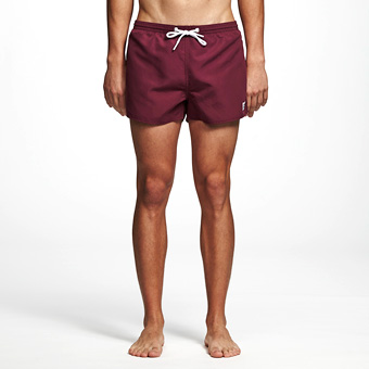 Breeze Swimshorts - Burgundy